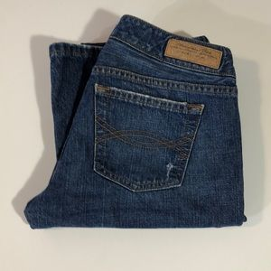 Abercrombie & Fitch Low Rise Flare Jeans